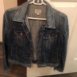 Jcrew denim jacket